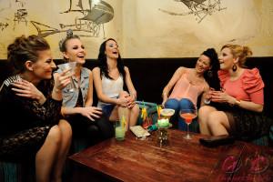 zabawa na wieczór panieński zorganizowana w klubie